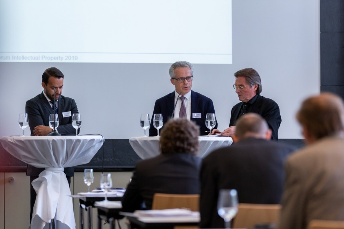 Schulthess Forum Intellectual Property 2019
